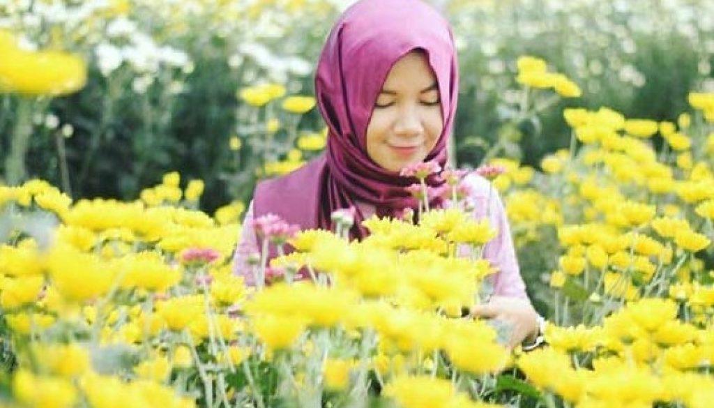 Wisata Baru Di Semarang bunga