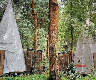 Lokasi Apache Camp Coban Talun Batu malang