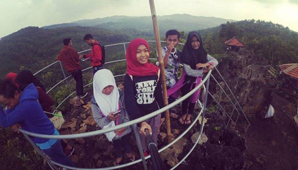 Lokasi Bukit Pandang Duren Sawit pati