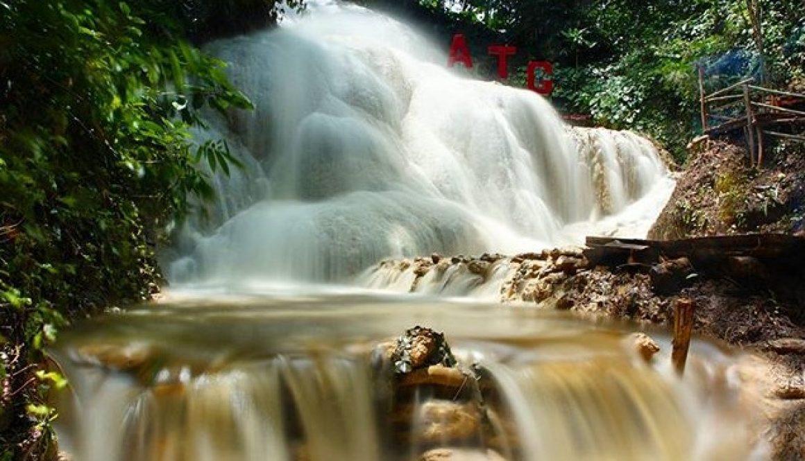 Lokasi Dan Rute Menuju Air Terjun Gedad Banyusoco Gunung Kidul