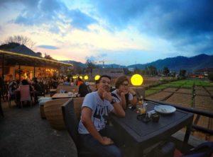 Cafe Outdoor di Malang