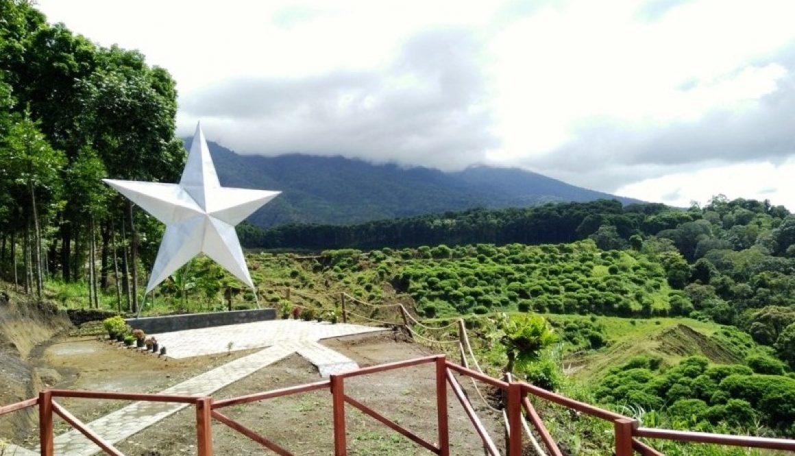 Lokasi Puncak Kejora Wlingi, Wisata Baru Di Blitar