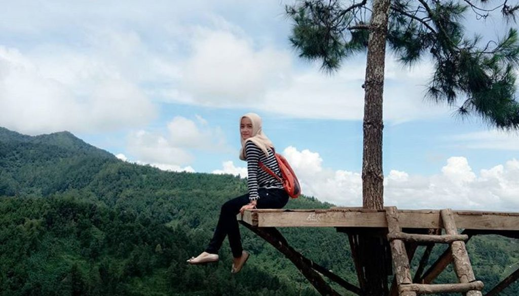 Lokasi Rumah Pohon Batu Anyep Jatiyoso
