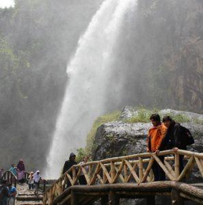 Wisata Curug Di Bogor Paling Indah