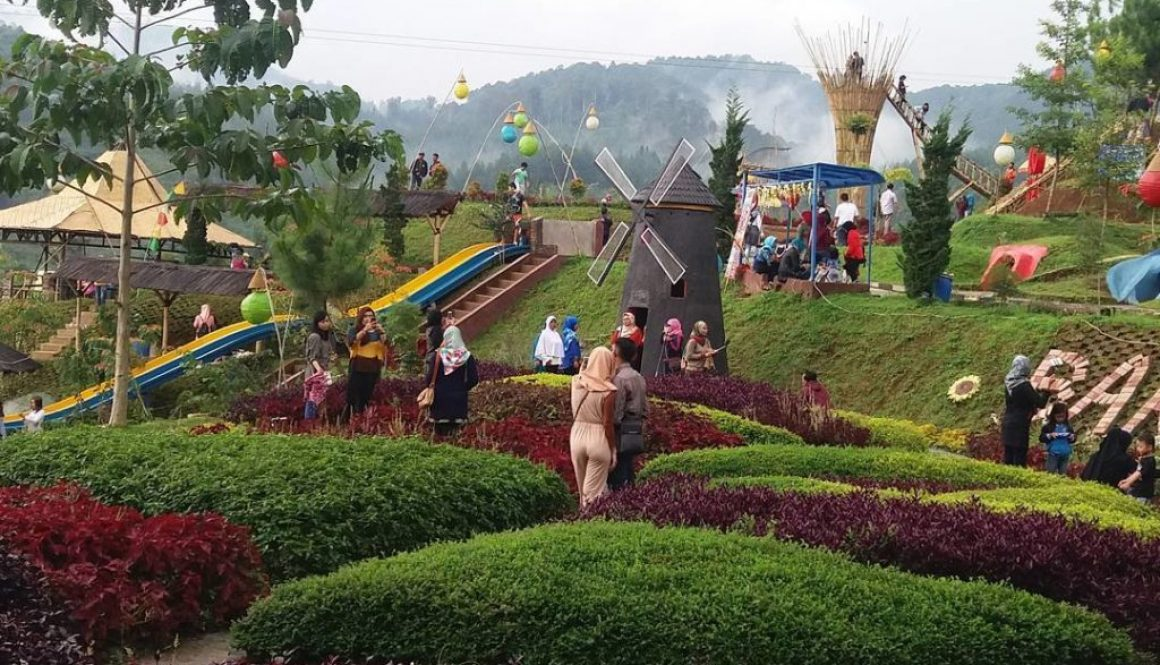 Rute Dan Lokasi Barusen Hills Ciwedey Bandung