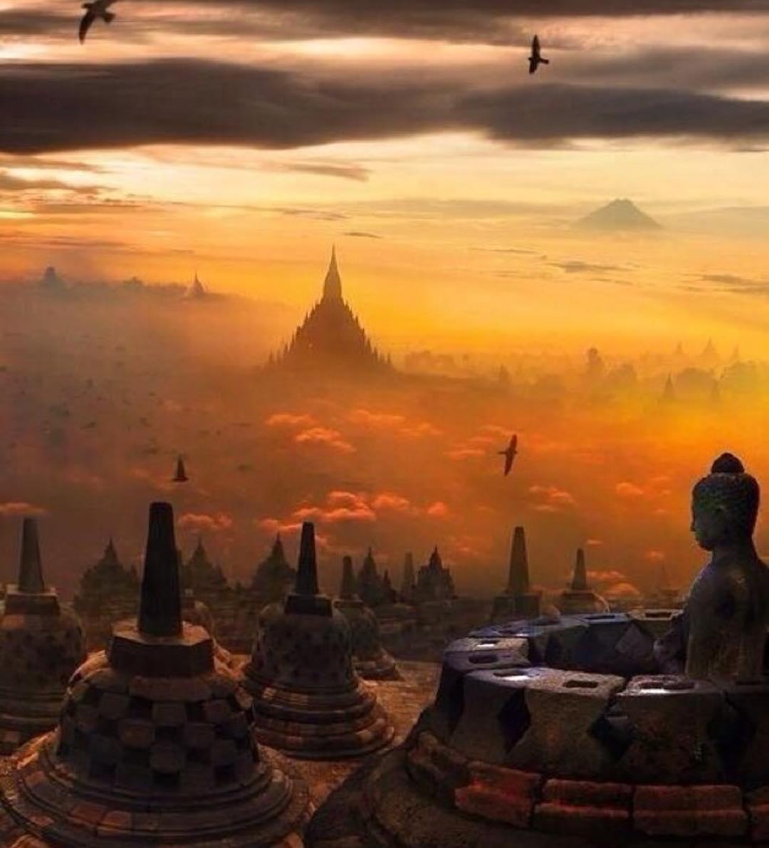 Harga Tiket Masuk Candi Borobudur Terbaru 2017