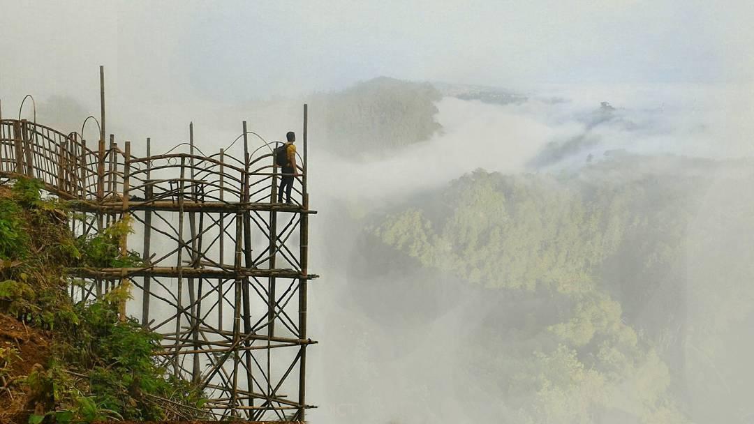Rute Dan Lokasi Puncak Eurad Lembang, Wisata Terbaru Yang Lagi Hits