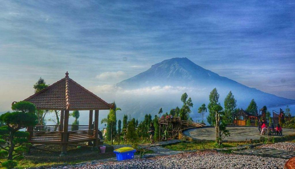 Rute Dan Lokasi Wisata Posong Temanggung