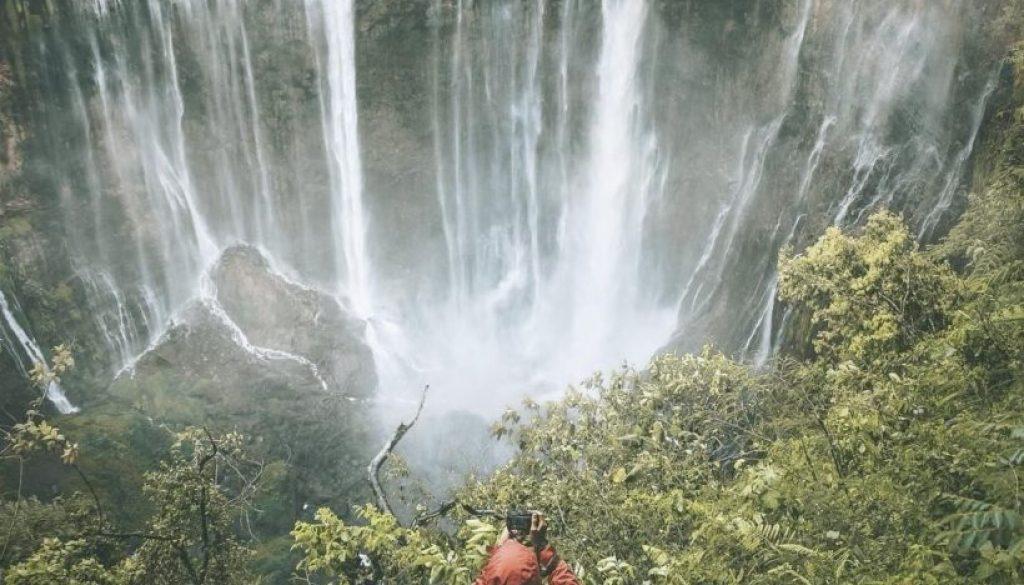 lokasi air terjun tumpak sewu
