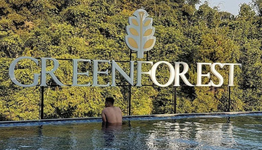 Lokasi Dan Tiket Masuk The Green Forest Resort Lembang Bandung