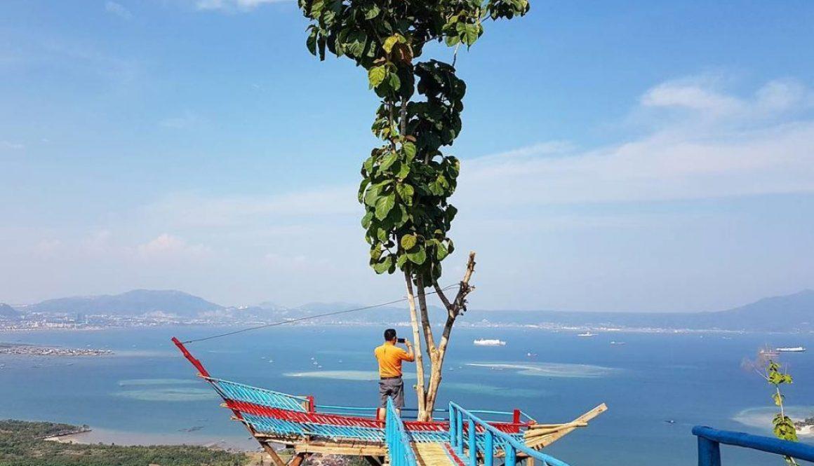 Lokasi Dan Tiket Masuk Muncak Teropong Laut Pesawaran Lampung