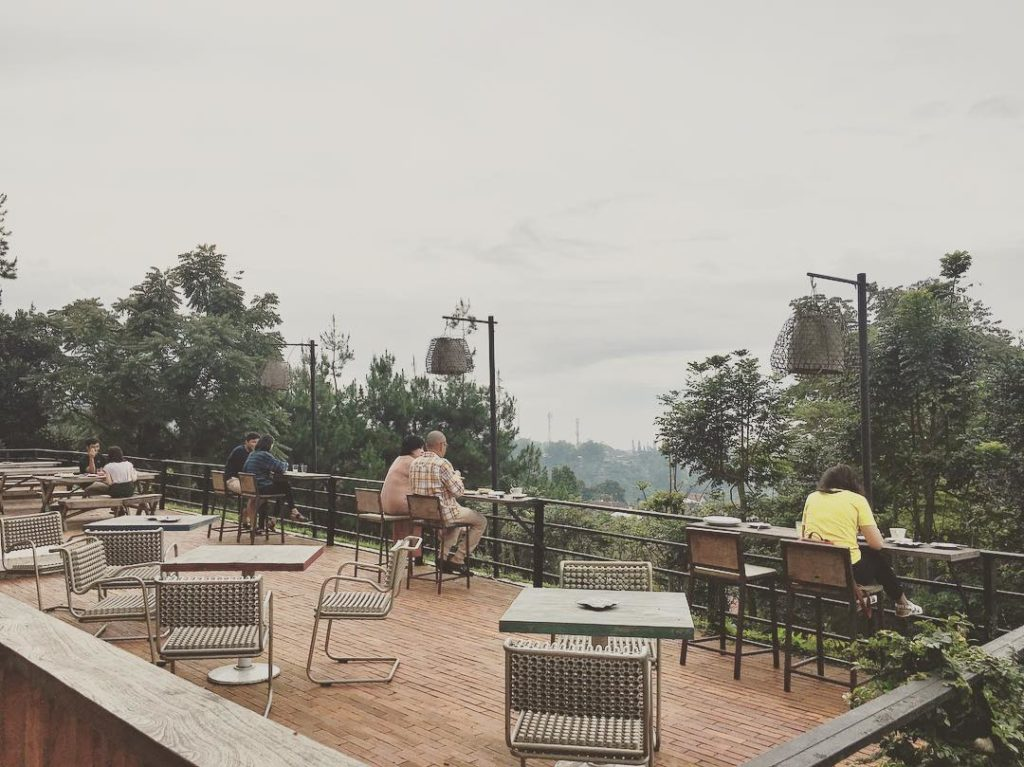 Cafe Di Lembang Bandung Yang Bagus majahouse