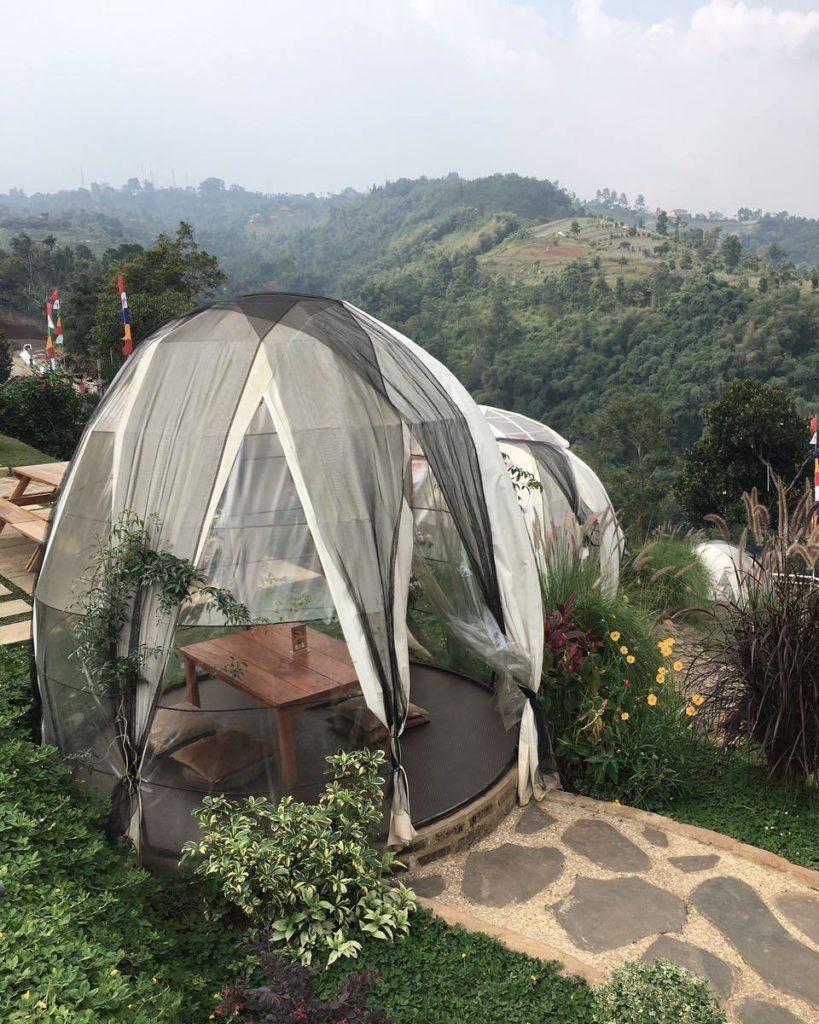 Lokasi Tafso Barn Lembang Bandung