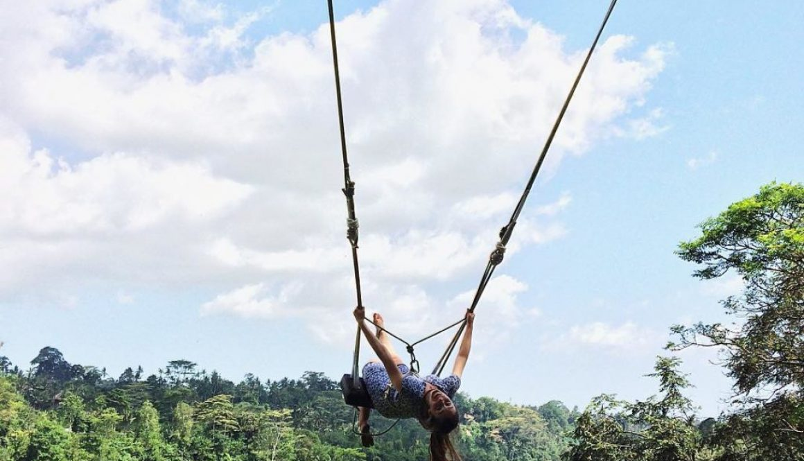 Harga Tiket Masuk Dan Lokasi Bali Swing Tegalalang Ubud