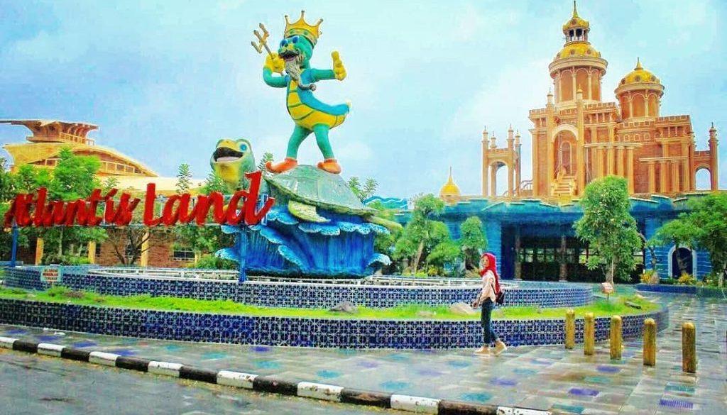 Lokasi Dan Harga Tiket Masuk Atlantis Land Surabaya
