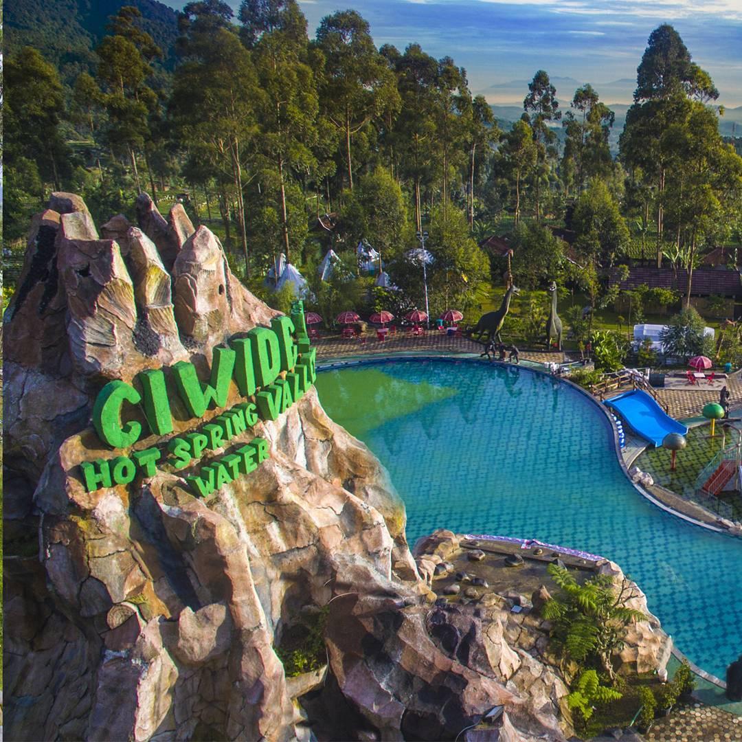 Lokasi Dan Harga Tiket Masuk Ciwidey Valley Resort