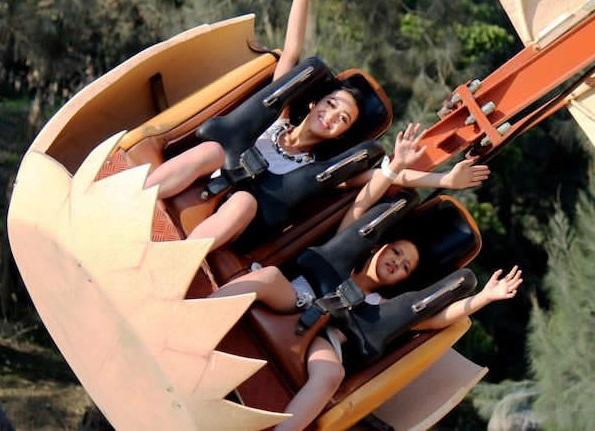 Mikie Holiday Funland Berastagi