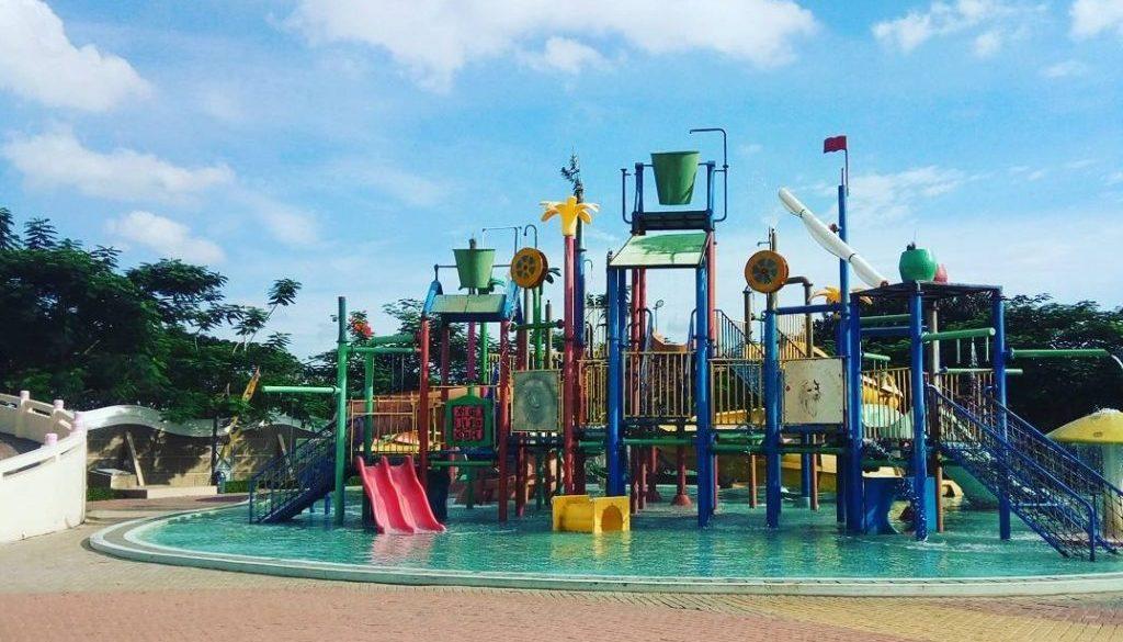 Wahana Dan Harga Tiket Masuk Palm Bay Waterpark