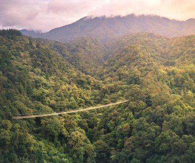 Lokasi Dan Tiket Masuk Jembatan Gantung Situgunung