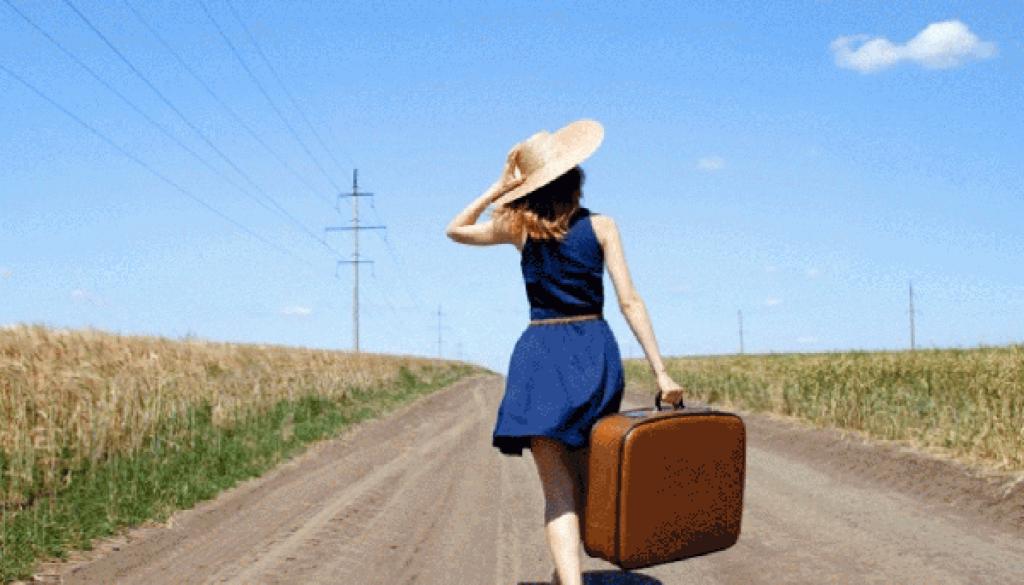 Gambar memilih travel agen untuk liburan
