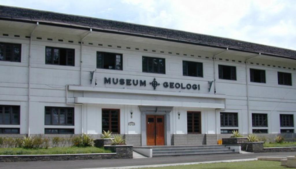 Gambar museum geologi bandung
